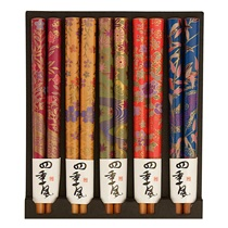 Flowers Chopsticks Set