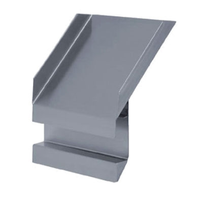 Advance Tabco 9-SS-1 Removable Chute Only for Mobile & Silver Soak Sinks