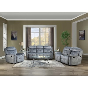 55031 Mariana Motion Loveseat with Console