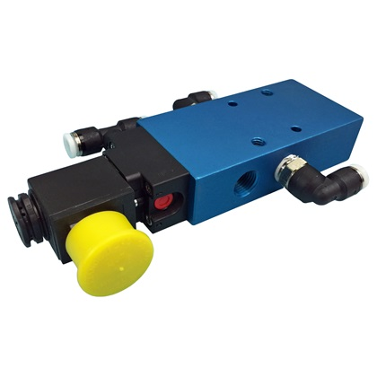 Solenoid, Air Assy( 24V)