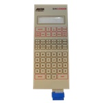 Panel, Sincorder Keypad with Ribbon