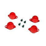64-66 Instrument Panel light filters (Red)