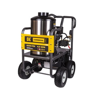 389cc 4000PSI HOT WATER WASHER (HONDA)