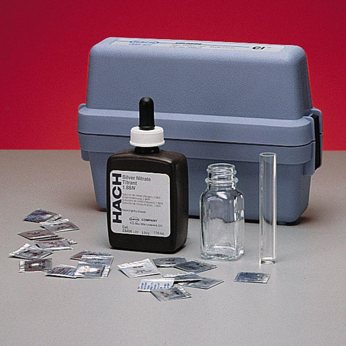Weber Scientific - Chloride Portable Test Kits (Hach)