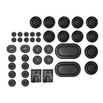 1968 Mustang Rubber Grommet Kit (39 pc)