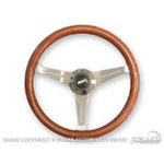 Grant Mahogany Signature Steering Wheel