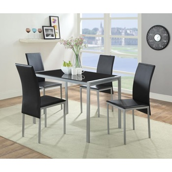 72335 VALLO 5PC DINING SET
