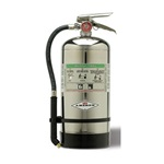 Amerex Class K Wet Chemical Fire Extinguisher