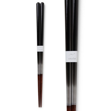 Chopsticks Ombre Black