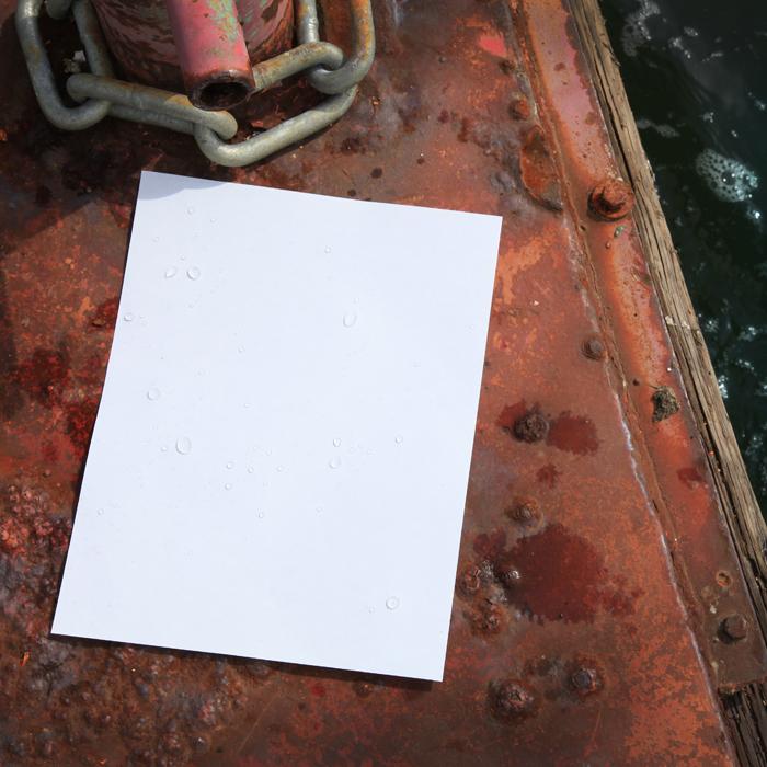 Rite in the Rain - No. 8511 Copier Paper 200 Blank Sheets 8 1/2
