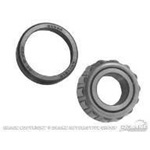 Inner Front Wheel Bearing & Race