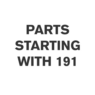 Parts Starting With 191