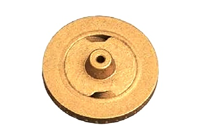 TeeJet DC31 - Brass Core - Full Cone Spray Nozzle