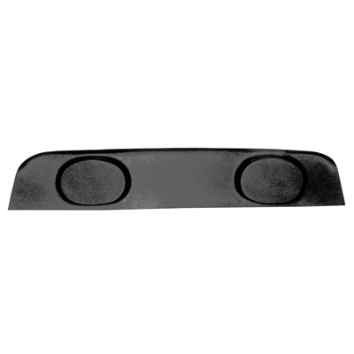 1964.5-67 Mustang Coupe Package Tray with Speaker Pods
