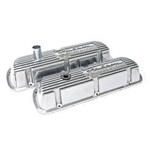 Falcon Polished Aluminum Valve Covers (Pair)