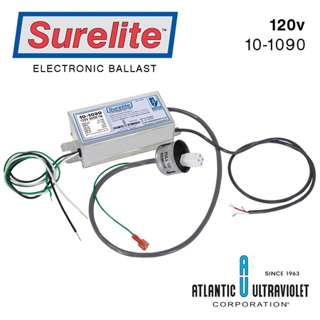 Surelite Ballast 120V 50/60 Plug Thru with Dry Contact Full-Line
