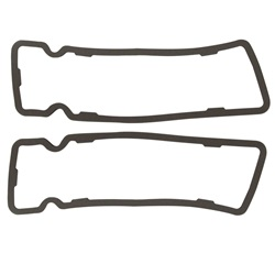 Cornering light lens gaskets