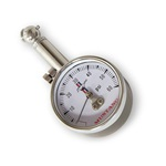 Mustang Tire Pressure Gauge with Classic Mustang Logo and Case