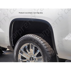 Black Fender Trim - BFT11
