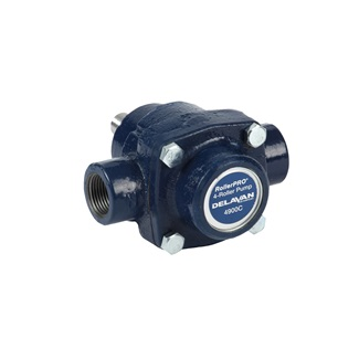 Cast Iron Solid Shaft CW Rotation Pump