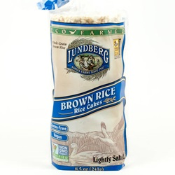 Rice Cakes, Salted - 8.5oz (Case of 12)