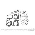 Manual Transmission Overhaul Kit (V8, 4 speed, Borg-Warner T-10)