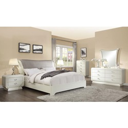20390Q BELLAGIO QUEEN BED