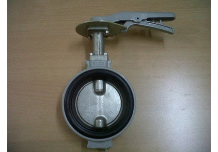 "6"" Cast Iron Butterfly Valve"