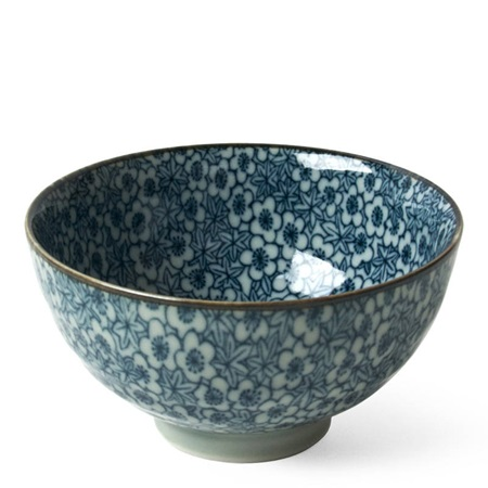 "Komon Shunshu 4.5"" Rice Bowl"