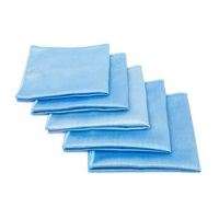 The Rag Co. Diamond Glass Towel - 5 Pack