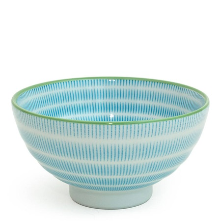 "Sen Colors 4.5"" Rice Bowl - Blue"