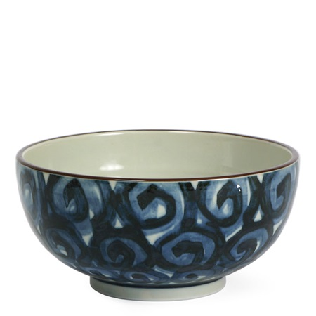 WIND PATTERN BOWL