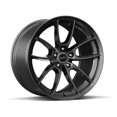 Shelby CS5 19x9.5 -  Gunmetal