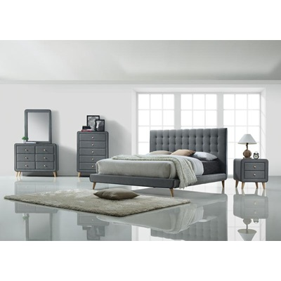 24520Q VALDA QUEEN BED