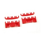Spark-Plug-Wire Separator Set (Red)