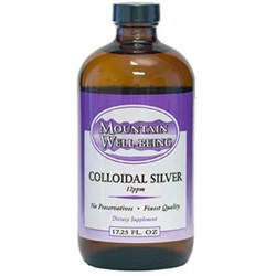 Colloidal Silver (17.25 oz)