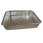 Disposable Aluminum Pan, Full Size, Deep
