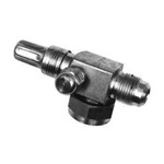 Service Valve (O Ring/Tube-O, Discharge)