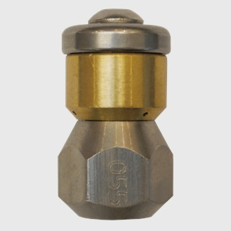 ROTATING NOZZLE 3650 PSI **BSP