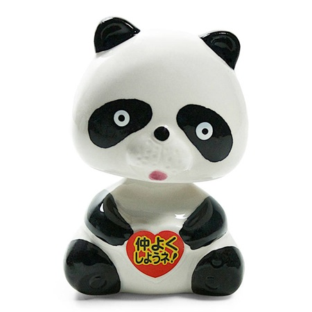Bobble Head Panda