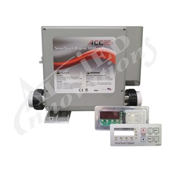 CONTROL: SMARTOUCH DIGITAL 1000 60HZ WITH 5.5KW HEATER AND KP1000-DP TOPSIDE