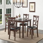 71835 5PC PACK DINING SET