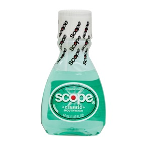 Scope Classic Mouthwash