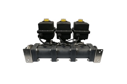 KZ Valve 3-Stack Actuated Manifold Assembly