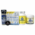 Celtic Sea Salt ® Electrolyte and Magnesium Plus Bundle