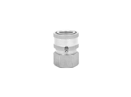 "MTM Hydro Stainless 1/2"" Female Locking QC Coupler"