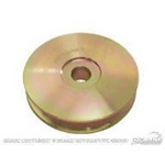 Hi-Po Alternator Pulley (Yellow Steel)