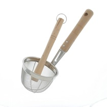Miso Strainer with Wood Stick