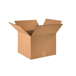 "16 X 16 X 12"" DOUBLE WALL CORRUGATED CARTONS, 10/BD  HD161612DW"