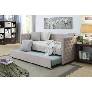 39050 ROMONA BEIGE DAYBED